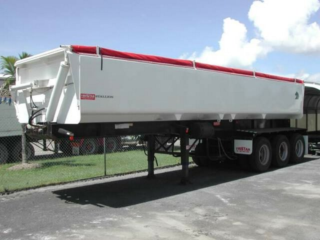 New Tristar ST3 Side Tipping Semi Trailer, Cairns, 2017 Tristar ST3 Side Tipping Semi Trailer