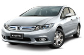 New Honda Civic Hybrid, Scotts Honda, Artarmon