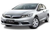 New Honda Civic Sedan, Scotts Honda, Artarmon