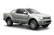 New Ford Ranger, Sunshine Ford, Southport