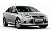 New Ford Focus, Sunshine Ford, Southport