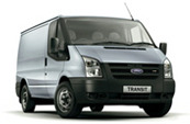 New Ford Transit, Sunshine Ford, Southport