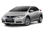 New Honda Civic Hatch, Scotts Honda, Artarmon