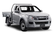 D-MAX 4x2 Single Cab Chassis SX