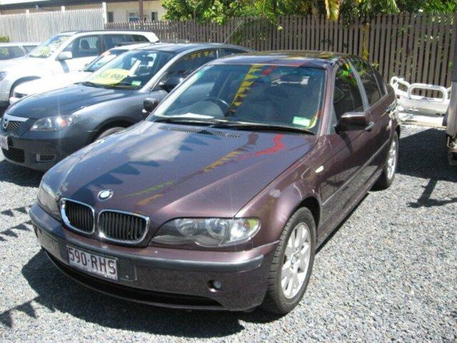 Used BMW 318I, North Rockhampton, 2002 BMW 318I Sedan
