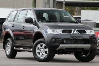 Discounted Demonstrator, Demo, Near New Mitsubishi Challenger (4X2), Nundah, 2012 Mitsubishi Challenger (4X2) PB (KG) MY12 Wagon