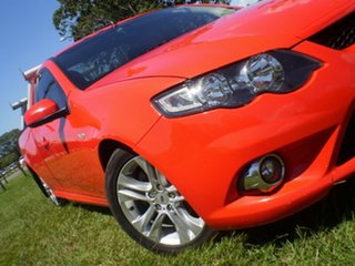 Discounted Used Ford Falcon XR6, Morayfield, 2008 Ford Falcon XR6 FG Utility