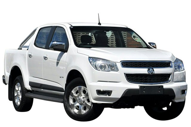 2013 Holden Colorado LTZ (4X2) Crew Cab P/Up - Sample Image.