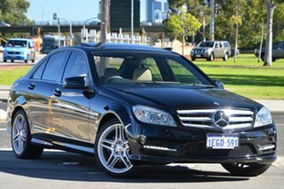 Used Mercedes-Benz C250 CGI Avantgarde, Victoria Park, 2010 Mercedes-Benz C250 CGI Avantgarde Sedan.