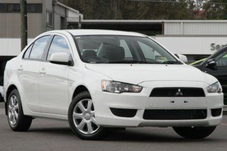 Discounted Demonstrator, Demo, Near New Mitsubishi Lancer ES, Nundah, 2012 Mitsubishi Lancer ES CJ MY13 Sedan