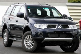 Discounted Demonstrator, Demo, Near New Mitsubishi Challenger LS, Nundah, 2013 Mitsubishi Challenger LS PB (KH) MY13 Wagon