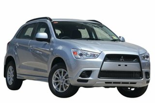 Discounted Demonstrator, Demo, Near New Mitsubishi ASX 2WD, Nundah, 2012 Mitsubishi ASX 2WD XA MY12 Wagon