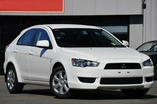 Discounted Demonstrator, Demo, Near New Mitsubishi Lancer ES Sportback, Nundah, 2012 Mitsubishi Lancer ES Sportback CJ MY12 Hatchback