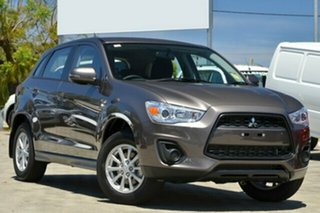 Discounted Demonstrator, Demo, Near New Mitsubishi ASX 2WD, Nundah, 2012 Mitsubishi ASX 2WD XB MY13 Wagon