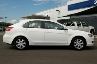 Discounted Demonstrator, Demo, Near New Mitsubishi Lancer ES Sportback, Nundah, 2013 Mitsubishi Lancer ES Sportback CJ MY13 Hatchback