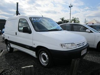 Used Citroen Berlingo, Moorooka, 2001 Citroen Berlingo Van