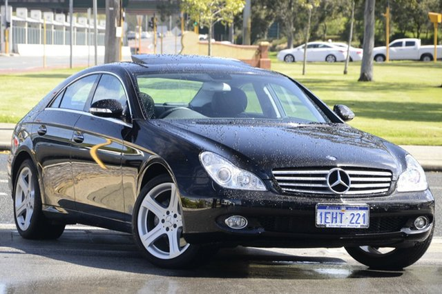 Used Mercedes-Benz CLS350 Coupe, Victoria Park, 2005 Mercedes-Benz CLS350 Coupe C219 Sedan