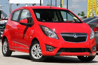 2013 Holden Barina Spark CD MJ MY13 Hatchback.
