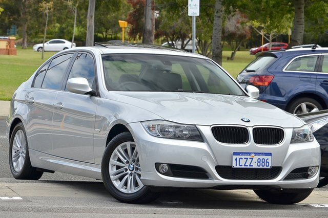 Used BMW 320D Executive Steptronic, Victoria Park, 2009 BMW 320D Executive Steptronic E90 MY09 Sedan