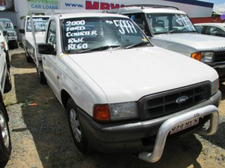 Used Ford Courier GL, Moorooka, 2000 Ford Courier GL PE Cab Chassis