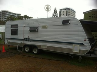 Used Dreamhaven Crusader 21foot 6inches, Morayfield, 2006 Dreamhaven Crusader 21foot 6inches Caravan
