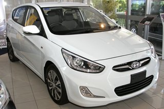 Discounted Demonstrator, Demo, Near New Hyundai Accent SR, Windsor, 2013 Hyundai Accent SR RB3 Hatchback