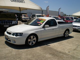 Used Ford Falcon XR6T, Morayfield, 2006 Ford Falcon XR6T BF Utility