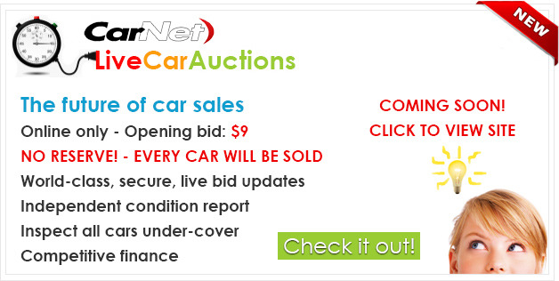 Live Car Auctions | CarNet Auctions