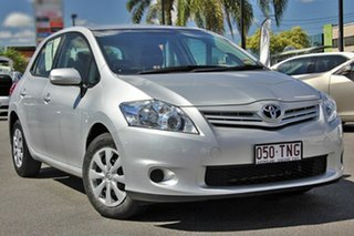 Used Toyota Corolla Ascent, 2012 Toyota Corolla Ascent ZRE152R MY11 Hatchback
