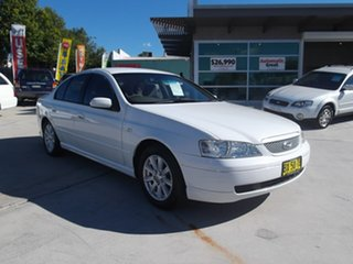 Used Ford Falcon Futura, Nowra, 2003 Ford Falcon Futura BA Sedan