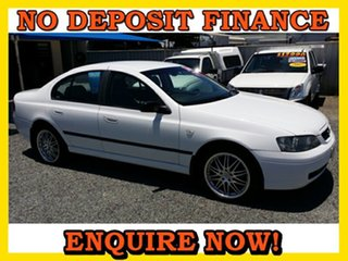 Used Ford Falcon XT, Morayfield, 2004 Ford Falcon XT BA Sedan