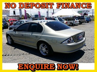 Discounted Used Ford Falcon Forte, Morayfield, 2002 Ford Falcon Forte Auiii Sedan