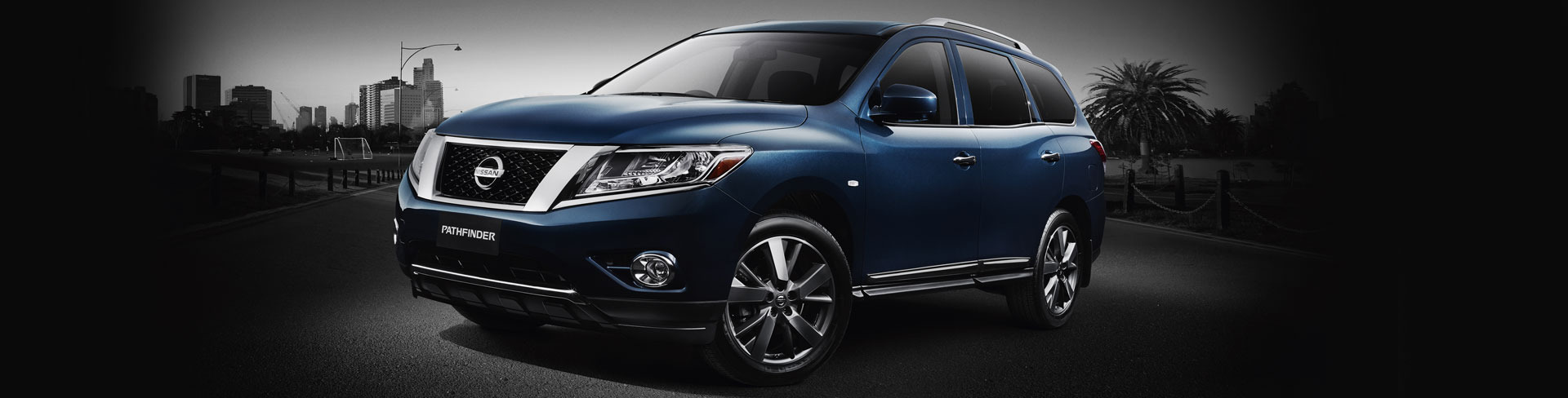 John Page Motors | Nissan Pathfinder | New and Used Nissan Vehicles