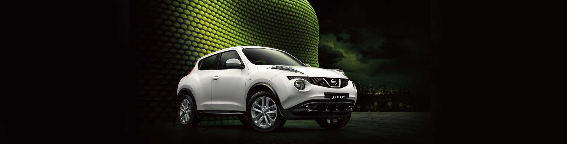 John Page Motors | Nissan Juke | New and Used Nissan Vehicles