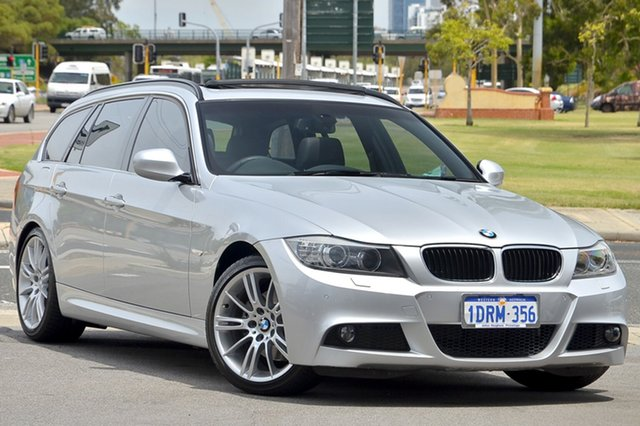 Used BMW 320I Lifestyle Touring Steptronic, Victoria Park, 2011 BMW 320I Lifestyle Touring Steptronic E91 MY1011 Wagon