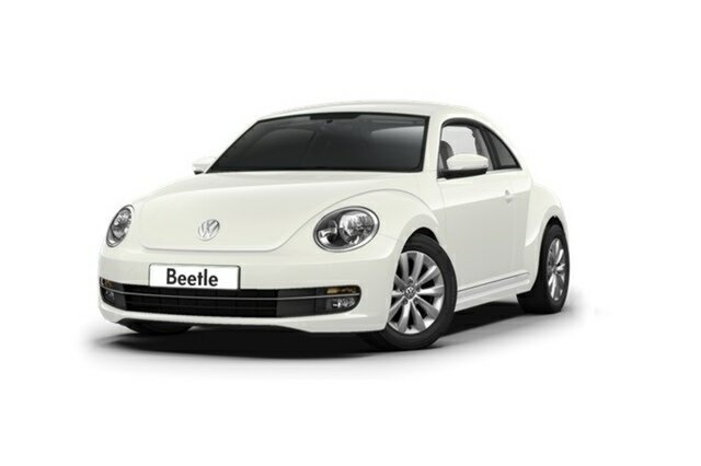 New Volkswagen Beetle Coupe, Victoria Park, 2014 Volkswagen Beetle Coupe 1L MY13 Liftback