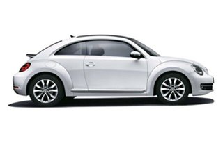 New Volkswagen Beetle Coupe, Victoria Park, 2014 Volkswagen Beetle Coupe 1L MY13 Liftback.
