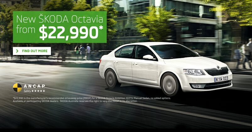 KINGHORN SKODA NEW OCTAVIA IN STOCK NOW