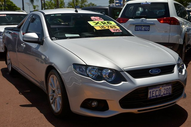 Used Ford Falcon XR6 Ute Super Cab, Victoria Park, 2012 Ford Falcon XR6 Ute Super Cab Utility