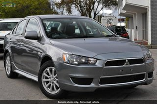 Discounted Demonstrator, Demo, Near New Mitsubishi Lancer LX, Nundah, 2013 Mitsubishi Lancer LX CJ MY14 Sedan