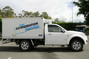 Refrigerated Vans | East Coast Commercials | Commercial Vehicles QLD