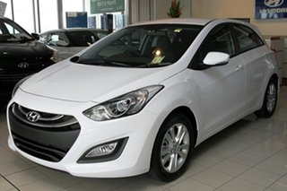 Discounted Demonstrator, Demo, Near New Hyundai i30 Trophy, Windsor, 2014 Hyundai i30 Trophy GD2 MY14 Hatchback
