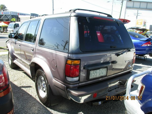 Used Ford Explorer XLT, Moorooka, 1996 Ford Explorer XLT UN Wagon