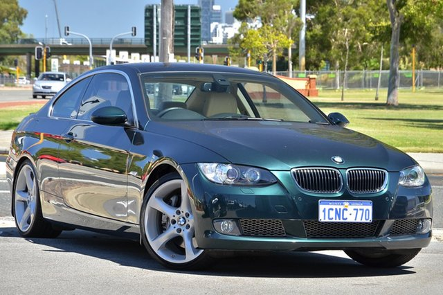 Used BMW 335i Steptronic, Victoria Park, 2007 BMW 335i Steptronic E92 Coupe