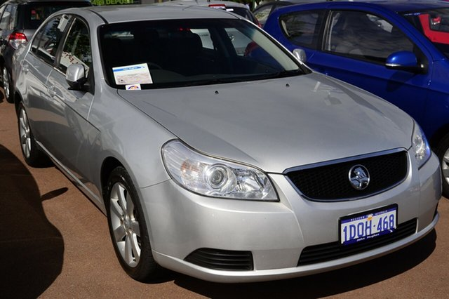 Used Holden Epica CDX, Bentley, 2011 Holden Epica CDX EP MY10 Sedan