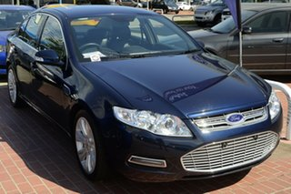 Used Ford Falcon G6E, Bentley, 2012 Ford Falcon G6E FG MkII Sedan.