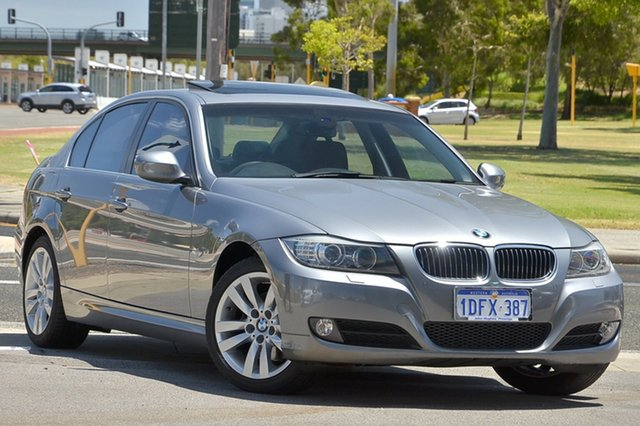 Used BMW 323I Steptronic, Victoria Park, 2009 BMW 323I Steptronic E90 MY09 Sedan