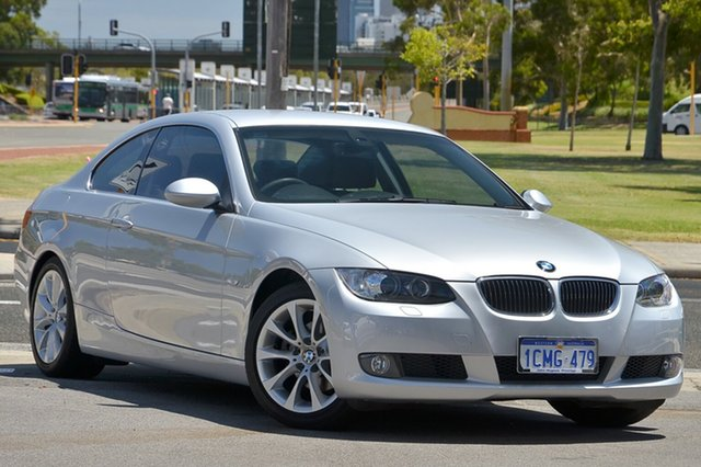 Used BMW 325I Steptronic, Victoria Park, 2007 BMW 325I Steptronic E92 Coupe