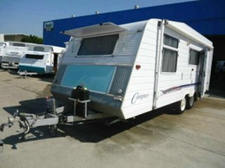 Used Compass LIMITED EDITION CARAVAN, Clontarf, Compass LIMITED EDITION CARAVAN 19`6 Caravan