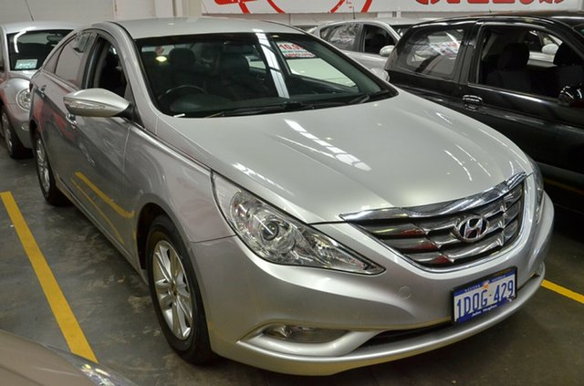 Used Hyundai i45 Active, Victoria Park, 2011 Hyundai i45 Active YF MY11 Sedan